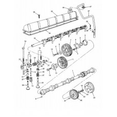 New Holland - Ford 7910 Parts Manual