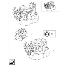 New Holland - Ford 7010 Parts Manual