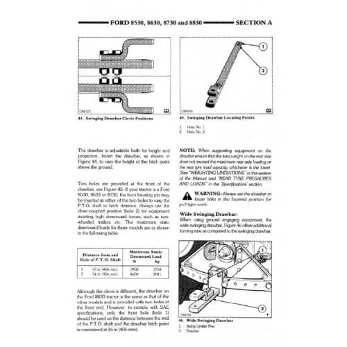 B Ford Manual X