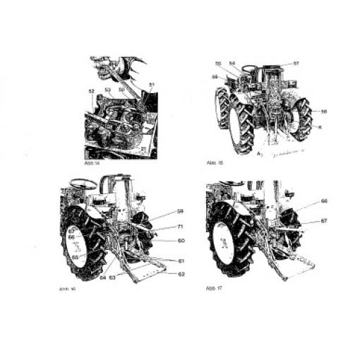 valtra tractor manual