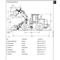 John Deere 624H - TC62H Workshop Manual