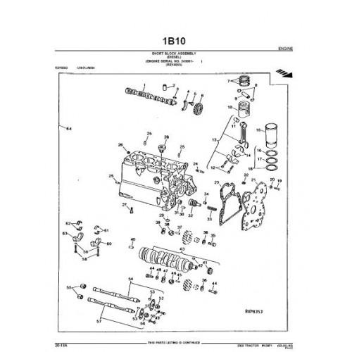 john deere 2020 parts manual rh tractorboek com john deere 2040 manual download john deere 2040 manual download