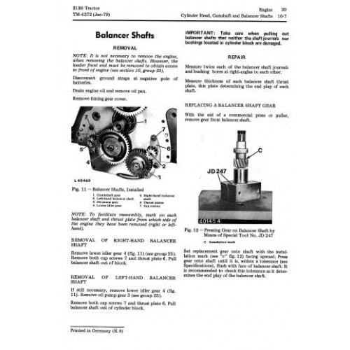 john deere 2130 service manual daily instruction manual guides u2022 rh testingwordpress co john deere 2130 owners manual 2130 John Deere Parts
