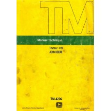 John Deere 3120 Workshop Manual
