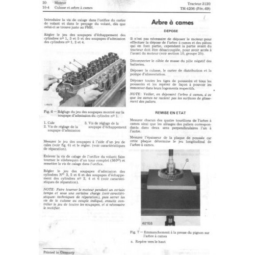 john deere 3120 workshop manual rh tractorboek com John Deere 3628 John Deere 2120