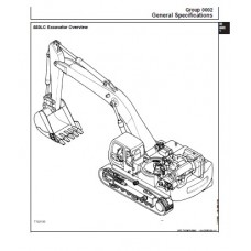 John Deere 550LC Workshop Manual