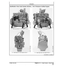John Deere PowerTech 8.1 L Diesel Engine Base Engine Workshop Manual