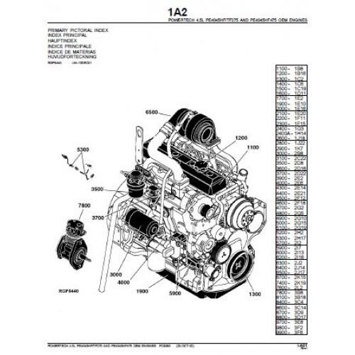 john deere powertech 4 5 l diesel engine parts manual