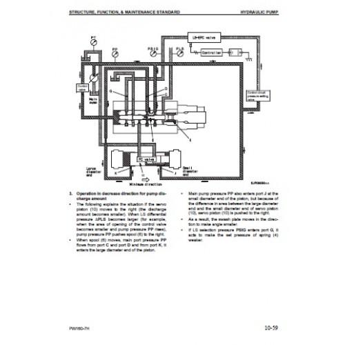 komatsu wb93r 5 workshop manual rh tractorboek com  komatsu wb93r-5 service manual
