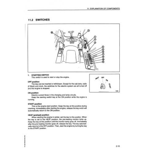 Komatsu Pc 60 1 Manual
