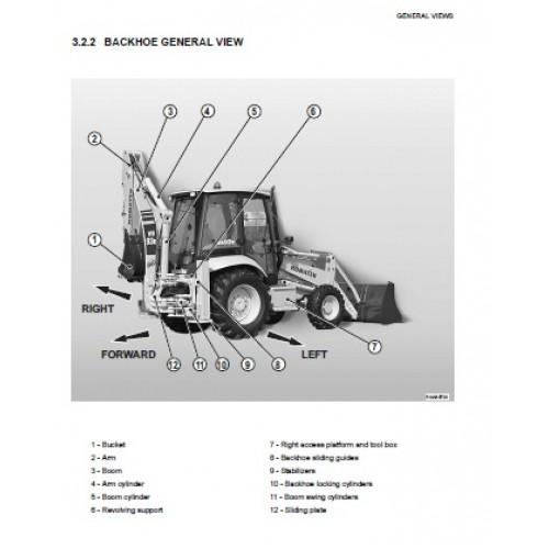 komatsu wb93r 5 operators manual rh tractorboek com komatsu wb93r manual pdf komatsu wb93r-2 manual