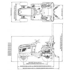 Kubota BX1870 BX2370 BX2670 Workshop Manual
