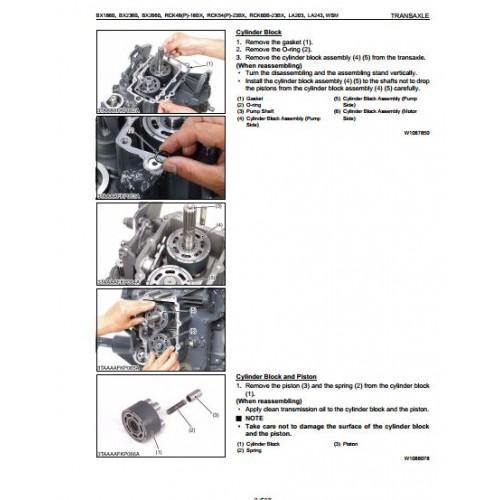 Kubota Bx 1860 Manual