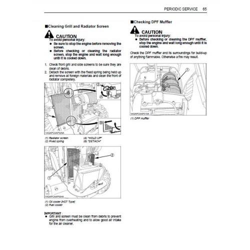 Kubota L3301 - L3901 Operators Manual