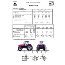 Massey Ferguson MF 8210 - MF 8220 - MF 8240 - MF 8250 - MF 8260 - MF 8270 - MF 8280 Workshop Manual