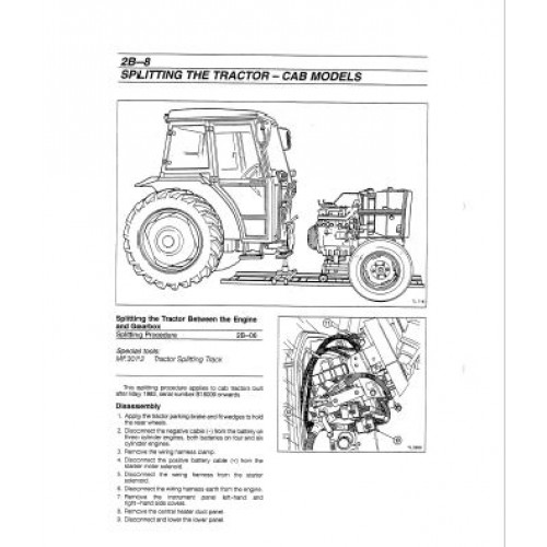 Mey Ferguson 50 Wiring Diagram together with Massey Ferguson 240 Tractor Parts Diagram as well John Deere Backhoe Parts Manual also Terex Excavator Wiring Diagrams as well 3020 Wiring John Deere Forum Yesterdays Tractors Pertaining To John Deere 3020 Starter Wiring Diagram 2. on massey harris wiring diagrams
