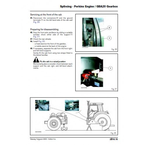 massey ferguson mf 6480 mf 6485 mf 6490 mf 6495 mf 6497 mf rh tractorboek com massey ferguson 6480 user manual Perkins Engine Massey Ferguson 6480
