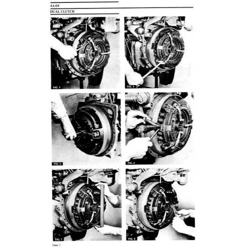 Massey Ferguson Mf 135 Mf 148 Workshop Manual