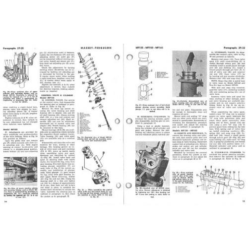 Massey Ferguson 275 Wiring Diagram Nilzanet – Massey Ferguson 165 Wiring Diagram