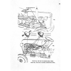Massey Ferguson MF 35 - FE-35 Workshop Manual