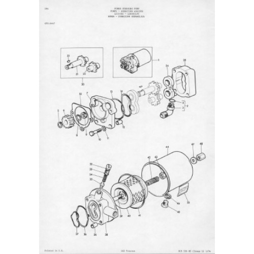 Ditch Witch Parts Diagram as well Hickman Catheter moreover Np271 Transfer Case Diagram additionally New Holland Ford Repair Manual Pdf further 65 Onan Generator Wiring Diagram. on ford atlas engine