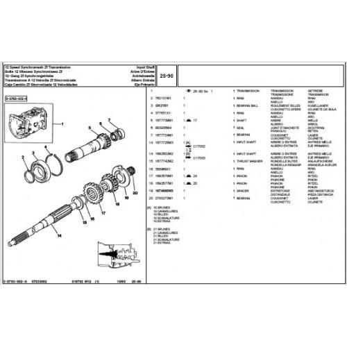 431 Massey Ferguson Tractor Parts : Massey ferguson mf parts manual