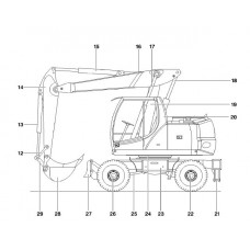 New Holland MHCity - MHplus - MH5.6 Workshop Manual