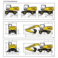 New Holland MH6.6 - MH8.6 - MH6.6 Industry - MH8.6 Industry Tier 3 Workshop Manual