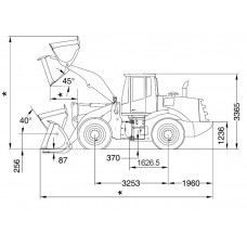 New Holland W170 - W170TC Workshop Manual