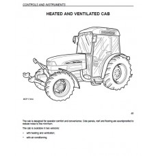 New Holland TN75FA - TN85FA - TN95FA Operators Manual