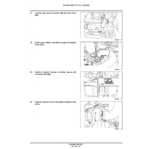new holland l220 wiring diagram