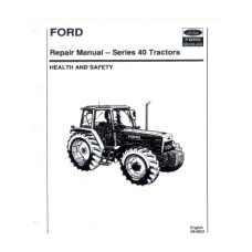 New Holland - Ford 5640 - 6640 - 7740 - 7840 - 8240 - 8340 Workshop Manual