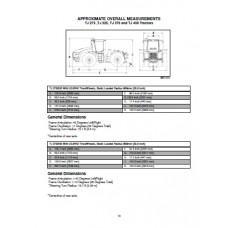 New Holland TJ275 - TJ325 - TJ375 - TJ450 - TJ Series Workshop Manual