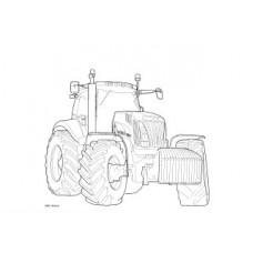 New Holland T8040 Parts Manual
