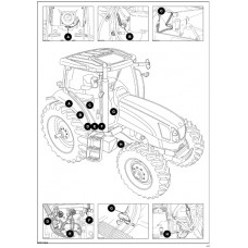 New Holland T6010 - T6020 - T6030 - T6050 - T6060 - T6070 / Delta / Plus Workshop Manual
