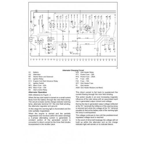New Holland ts 100 manual
